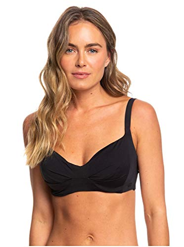 Roxy Beach Classics - D-Cup Underwired Bikini Top for Women - Frauen