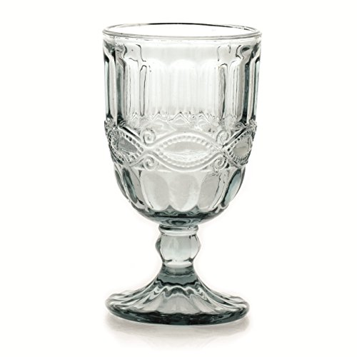 6er Set Weinkelch SOLANGE, transparent, 250 ml, m&geblasen von TOGNANA
