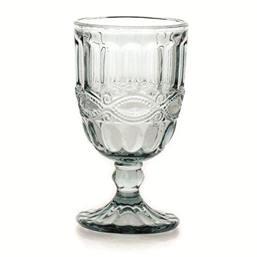 6er Set Weinkelch SOLANGE, transparent, 250 ml, mundgeblasen von TOGNANA
