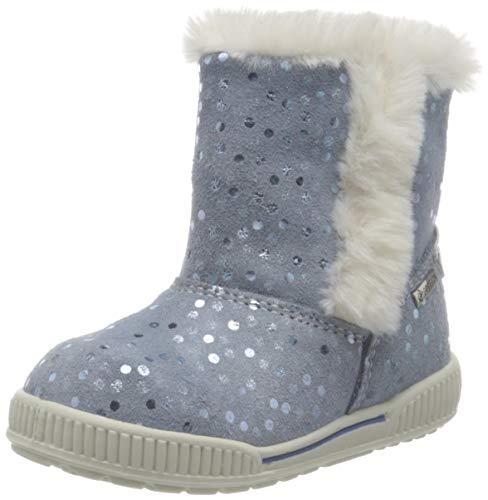 Primigi Baby-Mädchen PRIGT 63616 First Walker Shoe, Azzurro, 26 EU