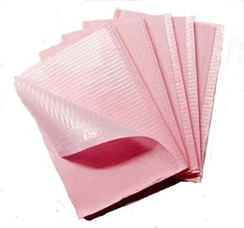 Arbeitsplatz UnterlagenInkjection Pink 50 Stück 2-lagig 33 x 45 cm
