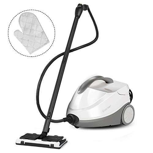 COSTWAY Multipurpose Steam Cleaner with...