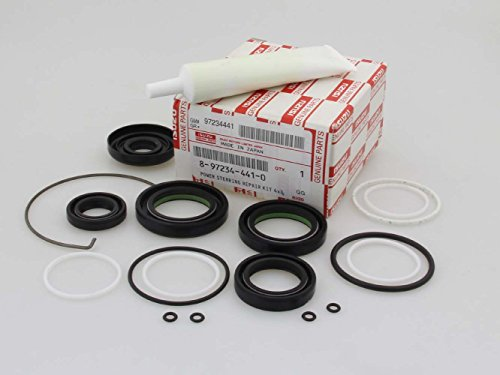 New Power Steering Repair Kit Gasket Kit Nuevo Estante dirección kit reparación Fit ISUZU D-Max Pickup Truck RODEO 4WD 2002-2011
