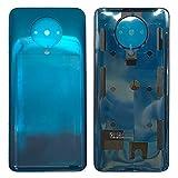 SOMEFUN Carcasa Trasera Repuestos para Xiaomi Poco F2 Pro 6.67' Tapa Trasera de la Batería, sin Objetivo de la Cámara (Azul)