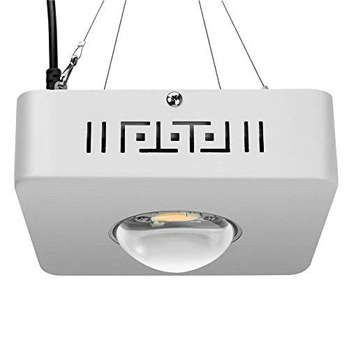 CF Grow LED Pflanzenlampe Vollspektrum 100W Pflanzenlicht Wachsen mit Cree Cob Led