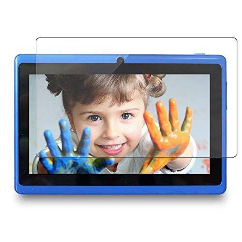 Vaxson 4 Unidades Protector de Pantalla, compatible con YUNTAB 7' Q88 tablet Q88GH [No Vidrio Templado] TPU Película Protectora