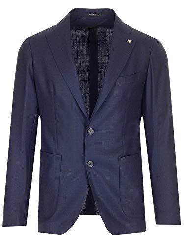 TAGLIATORE Luxury Fashion Herren 1SMC22K06UEG307B1163 Blau Wolle Blazer | Frühling Sommer 20