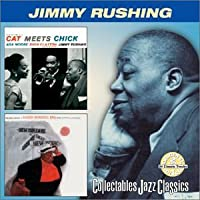 Cat Meets Chick/Jazz Odyssey of James Rushing Esq
