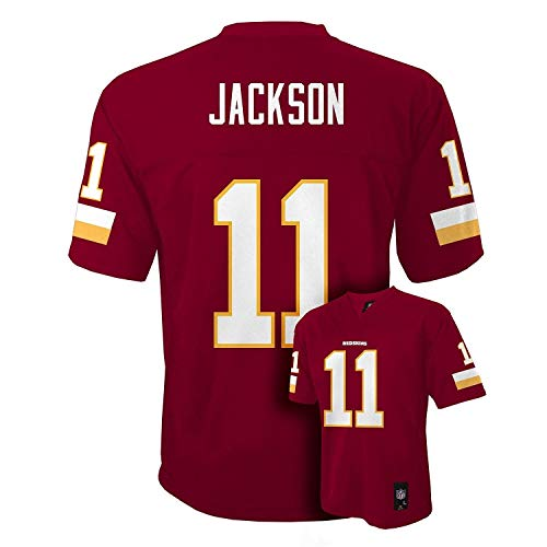 Desean Jackson Washington #11 Red NFL Youth Home Mid Tier Jersey (Large 14/16)