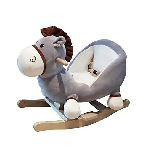 Walgreen® Children Rocking Horse Animal Toys Donkey Soft &Safe for Toddlers Kids Baby Toy