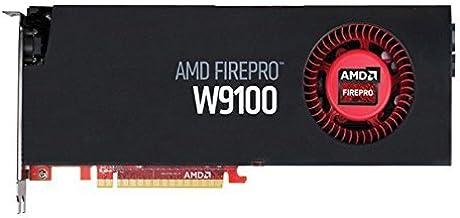 AMD FirePro W9100 Graphics Card - 32GB GDDR5, Black (100-505989) (Renewed)