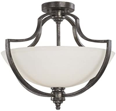 Studio White Quorum International 1395-808 Marsden CFL Light Kit