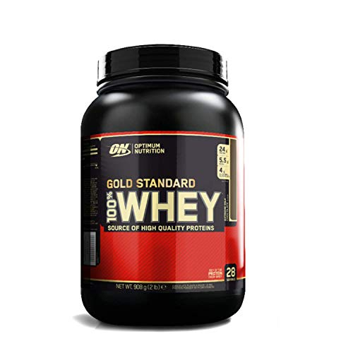 Optimum Nutrition 100% Whey Gold Standard, Proteine in Polvere...