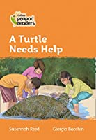 Level 4 – A Turtle Needs Help (Collins Peapod Readers)