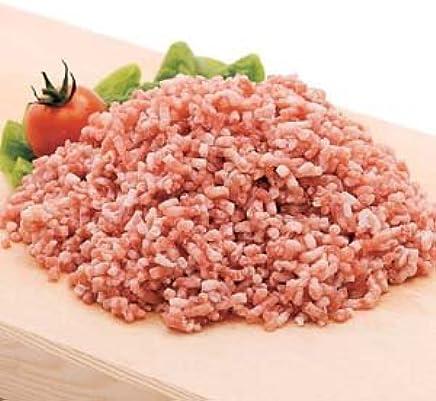 国産豚 挽肉ミンチ 1kg【豚肉】(nh163300)