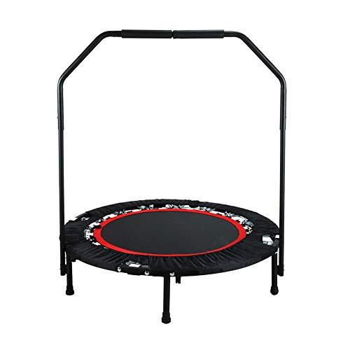 WMKEDA-Haute qualité, Trampoline intérieur Fitness pliant, Mini Trampoline, Adulte Gym Trampoline, maison quatre fois printemps trampoline, Trampoline pliant, for efficace Home Gym , vaut la peine
