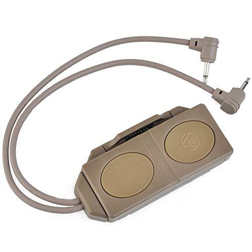 Element - Lampada tascabile tattica M3X e PEQ 15/16, a distanza doppia, interruttore a pressione, interruttore EX177 (deserto)