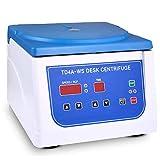 KATLY Centrifuga da Tavolo, con Calcolo E Impostazione Automatici, Centrifuga PRP con Display Digitale, può Ospitare Provette da 8 * 20 Ml, Adatta per Provette per Prelievo di Sangue 2-5-7-10 Ml