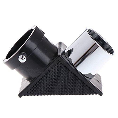 "Rtengtunn 1.25""90 Grados Espejo telescopio monocular Espejo Diagonal para astronomía"