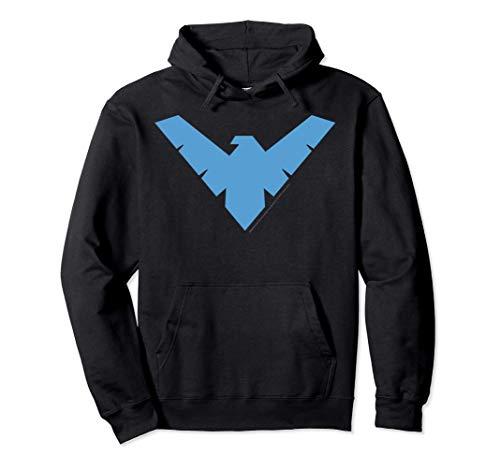 DC Comics Nightwing Classic Logo Pullover Hoodie