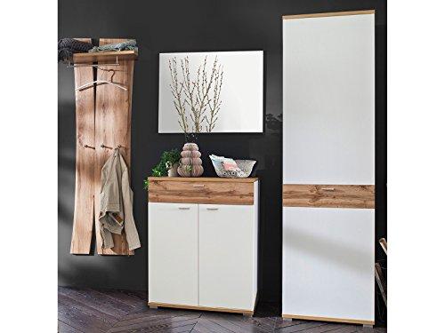 Garderobe Komplett Set Flureinrichtung Garderobenprogramm Flur Set