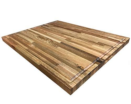 oak butcher block - 3