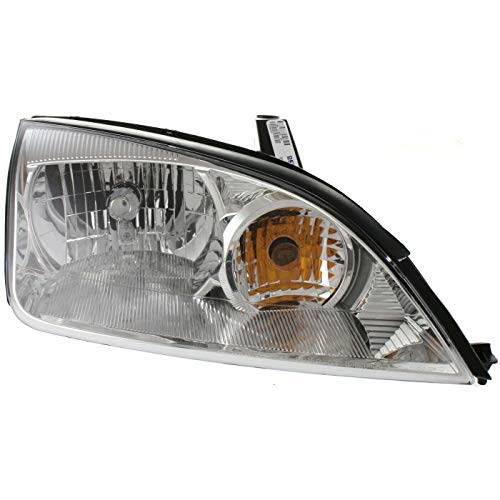 Make Auto Parts Manufacturing Passenger Right Side Composite Headlight Assembly For Ford Focus 2005 2006 2007 - FO2503210