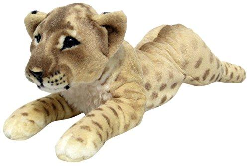 Wagner 2044 - Plüschtier Löwe Baby - liegend - 50 cm