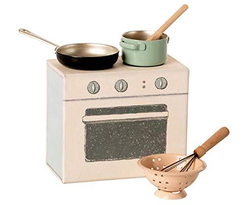 Maileg Küchenset Koch-Set für Mäuse