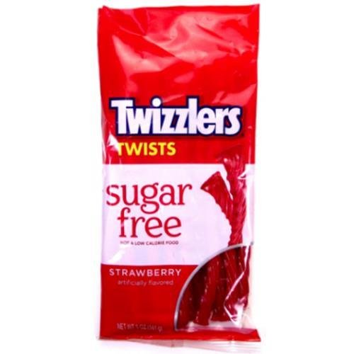 Twizzlers Strawberry Sugar Free 5 oz (141g)