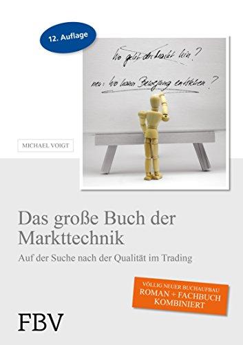 Das große Buch der Markttechnik: Auf der Suche nach der Qualität im Trading