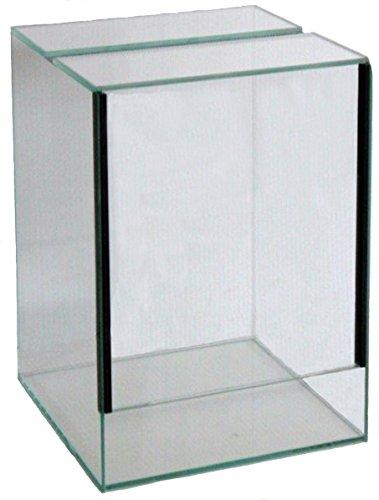 FavoPet Terrarium mit Falltür (30x30x40 cm)