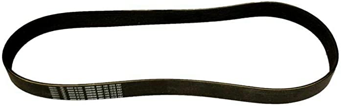 US- Pro-Po Parts Shop snowblower Auger 10 Rib Belt for Craftsman, Murray 333721MA, 37x130MA