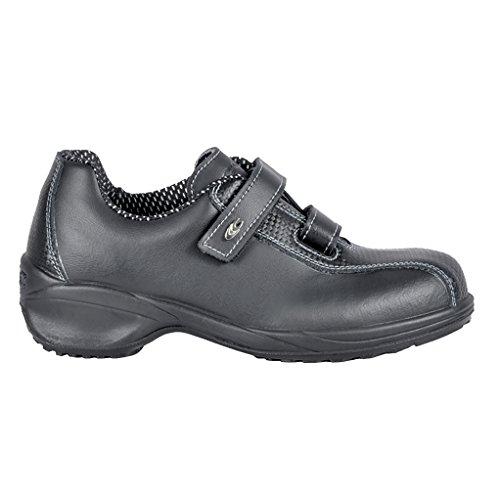 Cofra 11140-000.D39 Chaussures de sécurité Cristiana S3 SRC Taille 39 Noir
