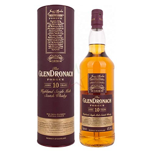 Glendronach FORGUE 10 Years old, 1,0 Liter