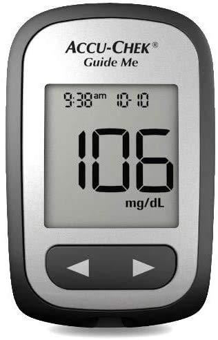 Accu-Chek Guide Me Blood Glucose Monitoring Meter, Diabetic Supplies