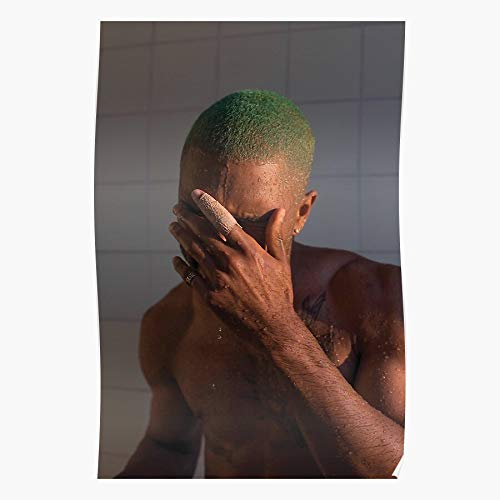 Creator Channel Music Tyler Orange Frank The Ocean Blonde - Music - Posters Art Design Printed Artist Home Decor Artwork for Living Room Bed Room Wall Decoration No Frame Customize