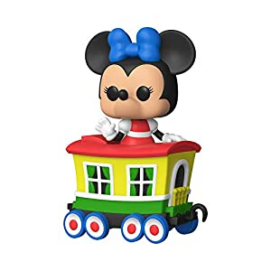 Funko Pop! Disney: Casey Jr. Circus Train Ride - Minnie in Caboose Car Vinyl Figure, Amazon Exclusive, 50949 - 41Y0OaaNUFL - Funko Pop! Disney: Casey Jr. Circus Train Ride – Minnie in Caboose Car Vinyl Figure, Amazon Exclusive, 50949
