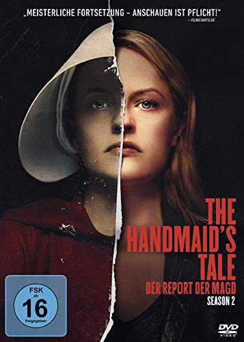 The Handmaid's Tale - Der Report der Magd, Season 2 [5 DVDs]
