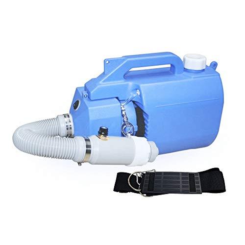 TOPQSC - Pulverizador eléctrico ULV portátil desinfectante con vaporizador antimosquitos, para granja,...