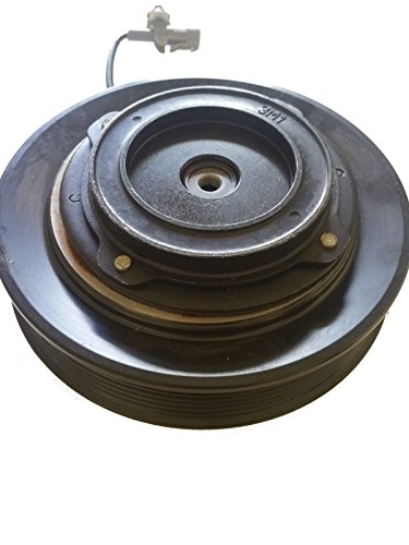 AC COMPRESSOR CLUTCH KIT (PULLEY, BEARING, COIL, PLATE) FOR TOYOTA COROLLA MATRIX (03-08)