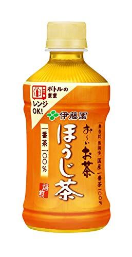 伊藤園 エコPET おーいお茶 ほうじ茶 (レンチン対応) 345ml×24本