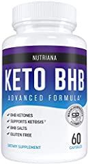 WHAT ARE BHB KETONES: When your body is in the state of ketosis a natural form of energy called beta-hydroxybutyrate (BHB) is produced. Unlike energy created from carbs and glucose, BHB is a clean, efficient and stable form of energy. The key ingredi...