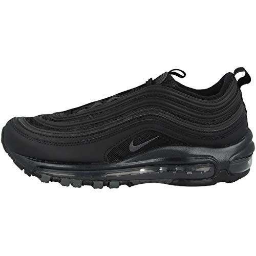 Nike Women's W Air Max 97 Track & Field Shoes, Black (Black/Black/Dark Grey 001), 4.5 UK