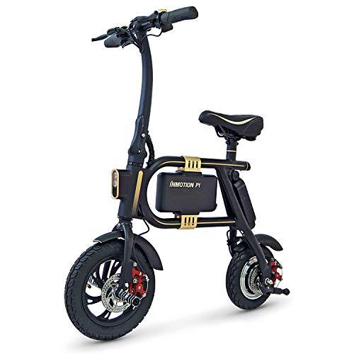 InMotion P1F Mini-Scooter, Unisex-Adult, Noir, 900 x 650 x 2