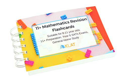 AKLAT 11+ Mathematik-Revision Guide Flashcards - Ks2 Mathematik - Concise und Compact: Enthält 11+ Mathematikpapier und Cloze Test 2019 (pdf Download)