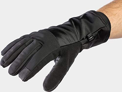 Bontrager Velocis Waterproof Winter Fahrrad Handschuhe schwarz 2021: Größe: L (9)