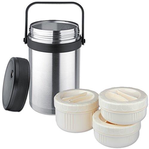 Isosteel Vakuum-Isolierbehälter 1,5 Liter