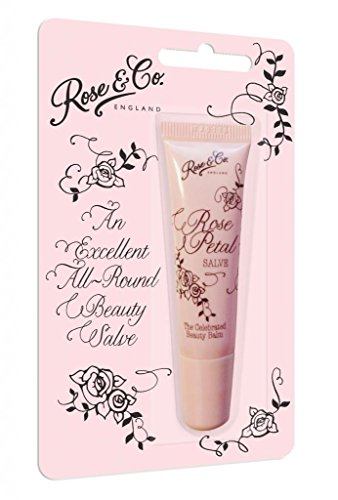Rose And Co ROSE PETAL Salve Beauty Balm Tube 10ml