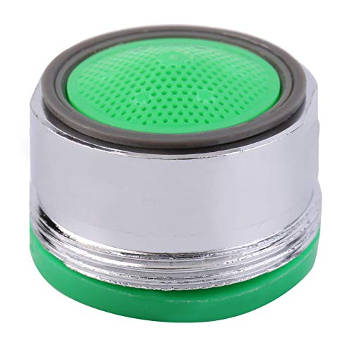 360 Water Bubbler Drehbarer Wasserhahn Düse Wasserfilteradapter Wasseraufbereiter Sparhahn Belüfter Diffusor Küchengeräte - Silber